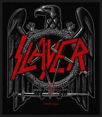 Slayer - Patch Black Eagle (in 10 cm)