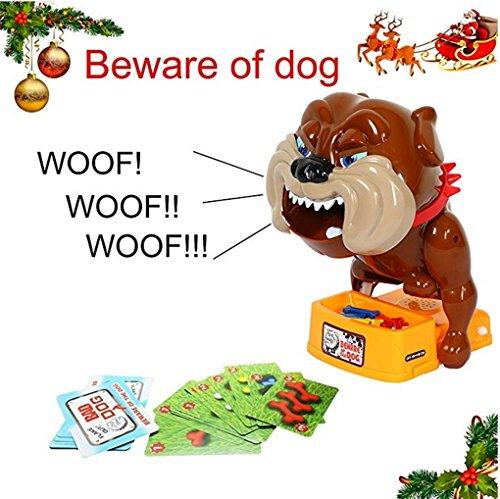 Ware von Bellender Hund Neuheit 4Knochen Karte Spielzeug Spiel für Kinder/Party