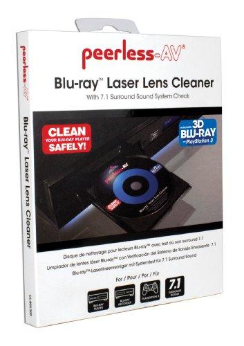 gadgetcenter cl-bdl300–Reiniger für DVD-Player/Brenner Blu-ray und Playstation 3