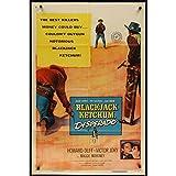 BLACKJACK KETCHUM DESPERADO Affiche de film 69x104-1957 -