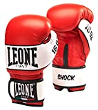 Leone 1947 Shock Gloves, Red, 14 Oz