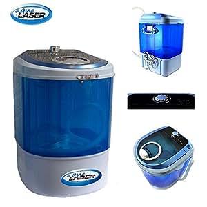 Mini machine laver aqua laser lectrique blanchisserie nouveau pour c libataire ou pour le - Cuisine pour celibataire ...