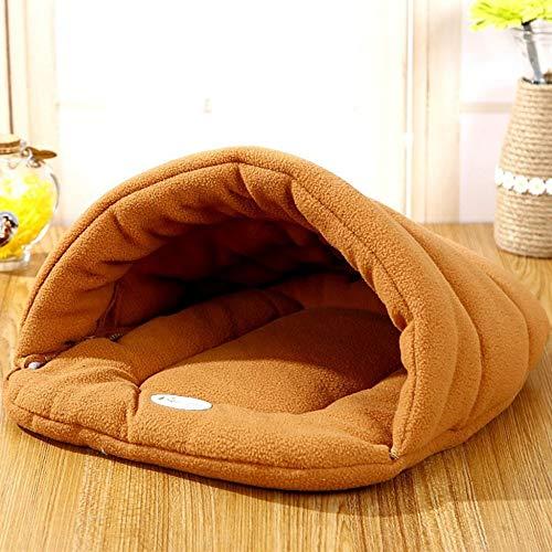 GZXYYY Invierno cálido Cama Perro Casa Mascotas Zapatillas