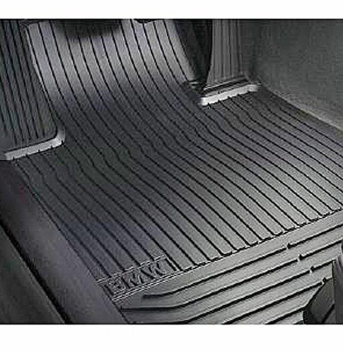 Preisvergleich Produktbild Original BMW Gummifußmatten LHD vorne für 5er F10 F11