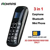 V2 VOICE CHANGER 3 in 1 The Worlds Smallest Thinnest Mobile Phone Bluetooth