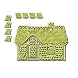 Spellbinders Shapeabilities Dies-Cozy Cottage
