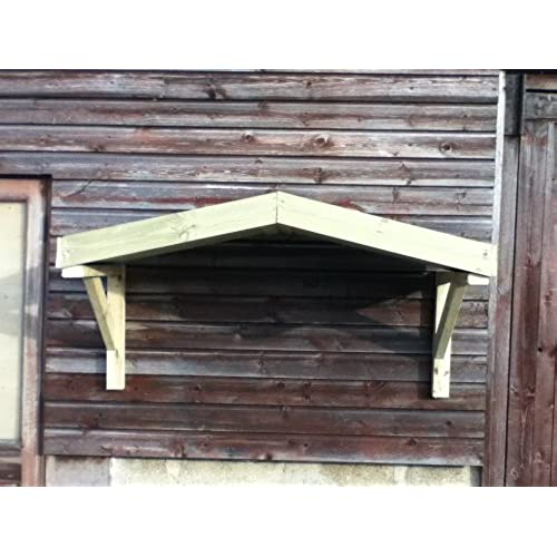 Smileswoodcraft Wooden Outdoor Flat Porch