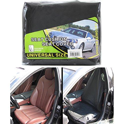 Auto Auto Officina-Coprisedile rivestimento universale Nero