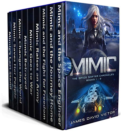 Mimic: The Space Shifter Chronicles Boxed Set (Books 1 - 9) (English Edition)