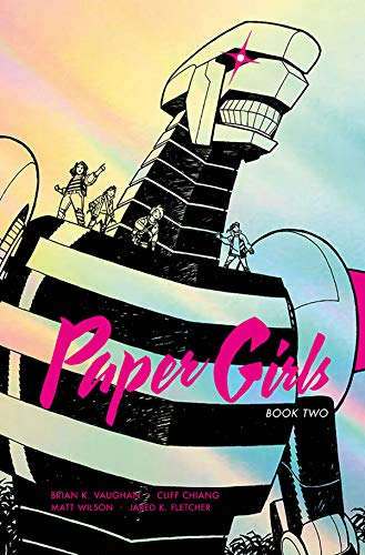 Paper Girls Deluxe Edition Volume 2