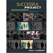 Successful Project Management: With Microsoft Project by Jack Gido (2002-06-27)