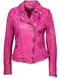 offizielle Fotos neuer Stil 50-70% Rabatt Suchergebnis auf Amazon.de für: lederjacke pink: Bekleidung