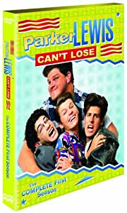 Parker Lewis Can't Lose: Season One [Import USA Zone 1]