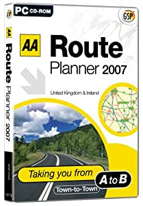 GSP AA Route Planner (PC)