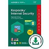 Kaspersky Internet Security 2018 Standard | 1 Ger�t | 1 Jahr | Windows/Mac/Android + Mobiler Schutz | Download Bild