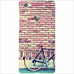 Design Worlds Back Cover Letv Le 1S - Phone Cover Multicolor