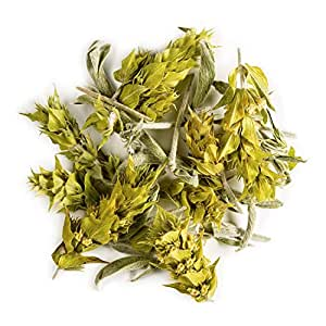 Griechischer Berg Kräutertee Bio Handverlesen - Ironwort Tee Kräuter - Sidertis Scardia - Hirte's griechisch Tee 50g