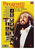 Pavarotti & Friends: For The Children Of Liberia / For Guatemala And Kosovo [DVD] [DVD] [Region Free]