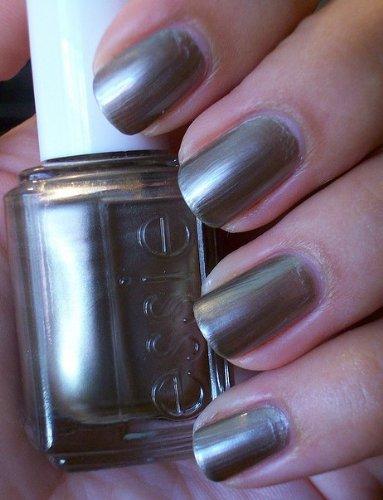 Essie Nail Lacquer (Essie Nagellack–Stee-ling The Scene, 15ml)