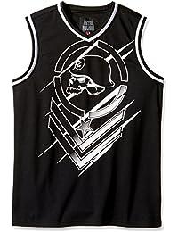 Metal Mulisha Men's Direct Jersey Tank Top Shirt