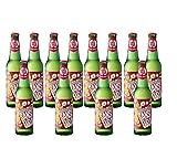 Sansidra Cocktail de Sidra - Paquetes de 12 botellines x 330 ml - Total: 3960 ml