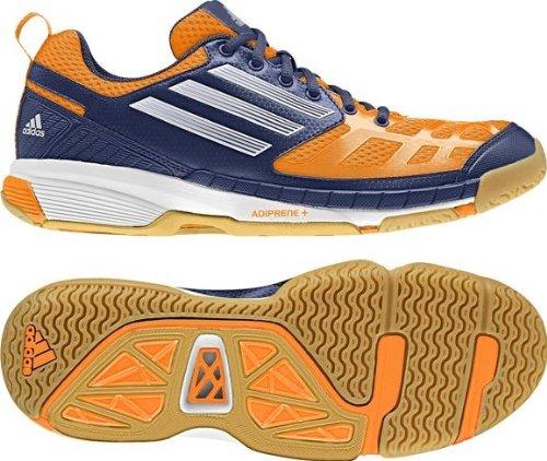 Adidas Handballschuh feather elite 2 solzes/runwh