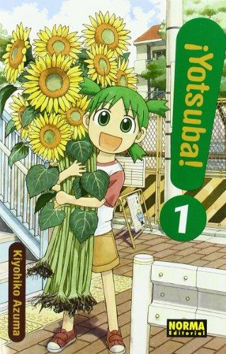 ¡YOTSUBA! 01 (CÓMIC MANGA)