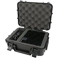 Khanka EVA Borsa da viaggio Custodia caso scatola per Western Digital WD My Book HDD Esterno per Desktop USB 3.0 - Scatola Caso Holder