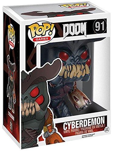 Doom-Cyberdemon-Vinyl-Figure-91-Sammelfigur