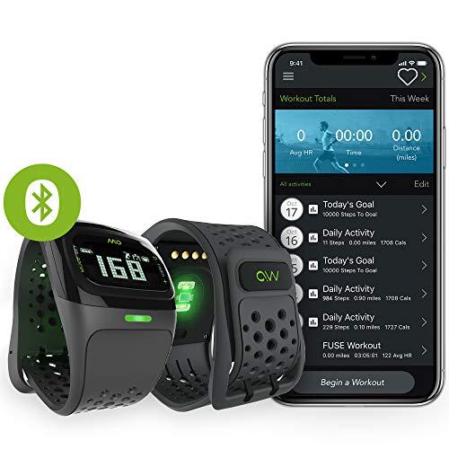 MIO Alpha 79400 monitor de ritmo cardiaco - Monitor de ritmo cardíaco (30m, Negro)