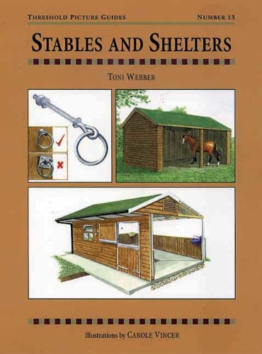 Stables and Shelters (Threshold Picture Guide) por Mary Gordon-Watson