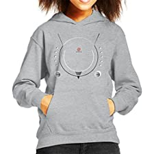 Sega Dreamcast Gaming Console Kid's Hooded Sweatshirt