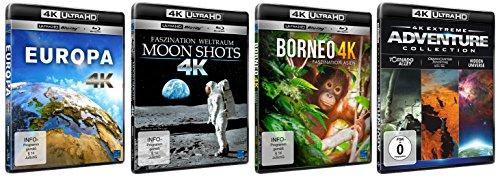 4K Doku Bundle (Amazon exklusiv) - 4K Ultra HD Blu-ray