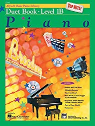 Alfred's Basic Piano Library, Top Hits! Duet Book Level 1B