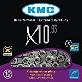KMC KMC030 10 Speed Chain - Silver, 1/2 - Best Reviews Guide
