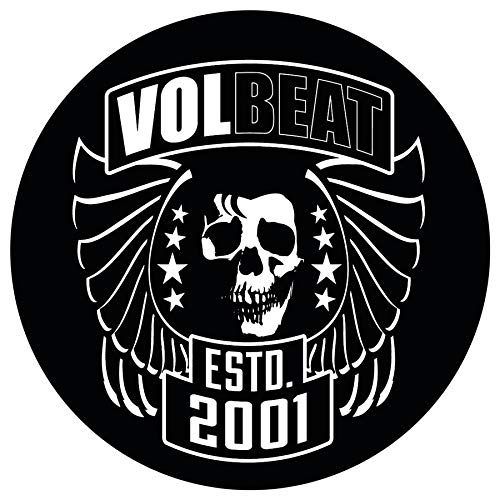 Volbeat Skull Autoaufkleber Sticker Aufkleber wasserfest