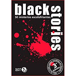 Black Stories - Juego de mesa (Gen-X Games GEN003)