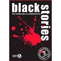 Black Stories Juego de mesa (Gen-X Games GEN003)