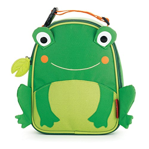 Skip Hop ZooLunchies Frog - Bolsa térmica