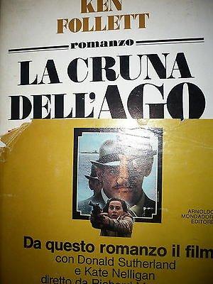 Ken Follett: La cruna dell'ago Ed. Mondadori [RS] A47