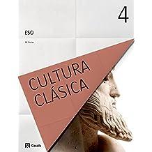 Cultura clásica 4 ESO (2016) - 9788421854839