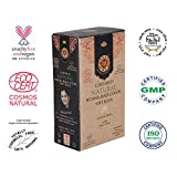 HERBAL ME Natural Internationally Certified Henna Hair Colour, 200g(Soft Black)