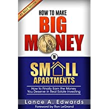 How to Make Big Money in Small Apartments (English Edition)