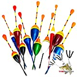 TheBigFish 10x Posen - Set + 45x Gummistopper