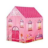 #5: PIGLOO® Pop up Play House Tent for Kids Ages 3+ Years, Large, 95 x 72 x 102 cm ( Pink)