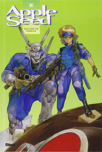 Appleseed - Tome 2 par Masamune Shirow