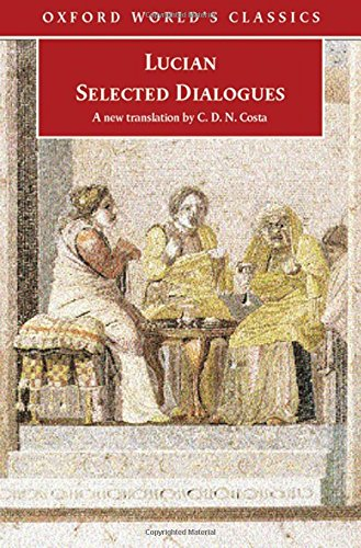 Selected Dialogues (Oxford World's Classics)