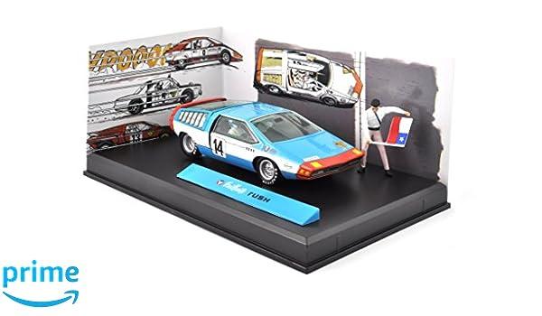 Sammlung IXO 1//43 r/éf: V2 Unbekannt Set von 8 Autos Michel Vaillant
