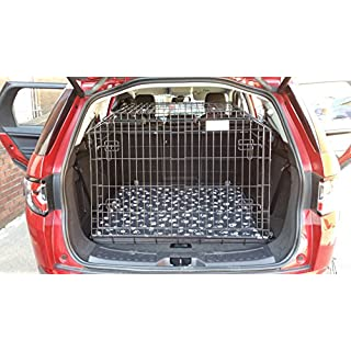 Arrow LANDROVER DISCOVERY SPORT 15 ONWARDS SLOPED 4x4 ESTATE CAR DOG CAGE TRAVEL CRATE PUPPY BOOT GUARD CAGES