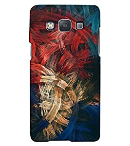 Citydreamz Colorful Circular/Spiral Lines Hard Polycarbonate Designer Back Case Cover For Samsung Galaxy Grand Max G7202